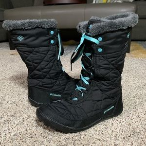 Columbia Minx Mid II Waterproof Boots